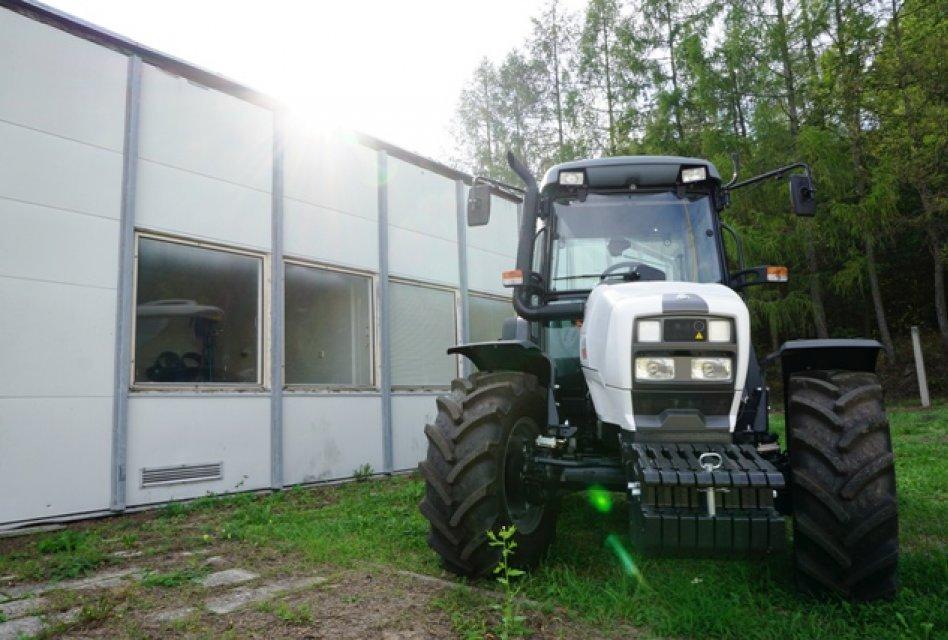 Přijďte si vyzkoušet traktory z dílen Lamborghini a Yanmar