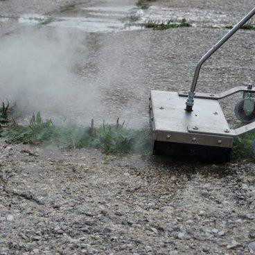 Keckex – ekologický způsob likvidace plevele
