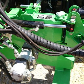 Nezávislý hydraulický systém