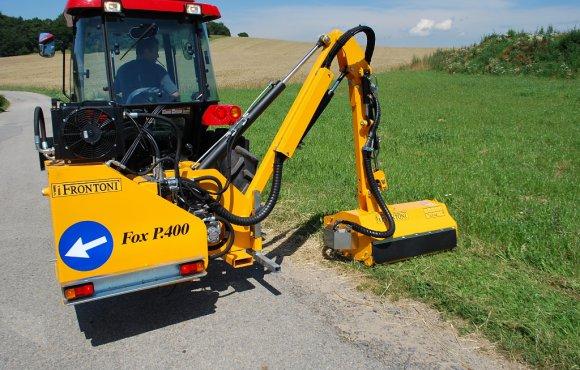 Frontoni Fox Profi 400/450/485