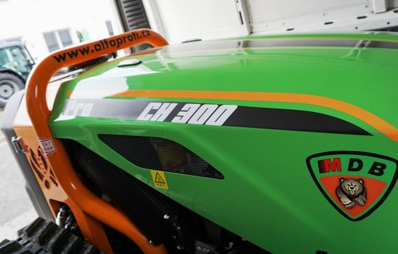 Green Climber CH300 PRO
