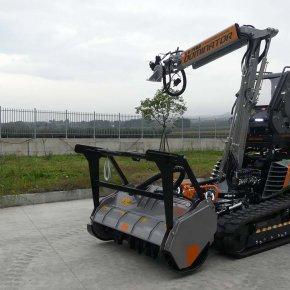 Unikátní stroj se dvěma adaptéry