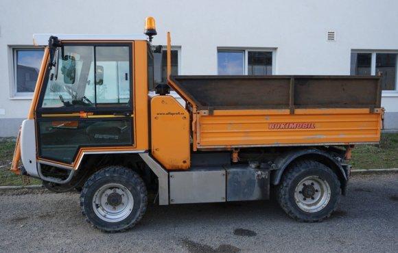 Komunální vozidlo BOKIMOBIL 1151B