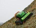 Svahová sekačka Green Climber F300 PRO